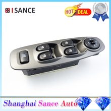 ISANCE Master Electric Power Window Left Front Driver Door Switch 93570-25000 For Hyundai Accent 2000 2001 2002 2003 2004 2005(China)