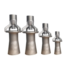 "4pcs-1""-316SS and 2pcs-1/2""-316SS,High quality eductor jet Mixing Liquid Nozzle,Venturi tank mixing eductor nozzle"