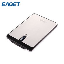 EAGET Power Bank 32000mAh Large Capacity Portable External Battery Packup Fast Charger for Laptop Tablet Mobile PT96