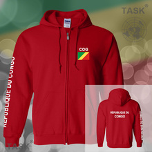 Congo Republic West Congo Congo-Brazzaville mens hoodies and sweatshirt jerseys polo sweat new streetwear tracksuit nations