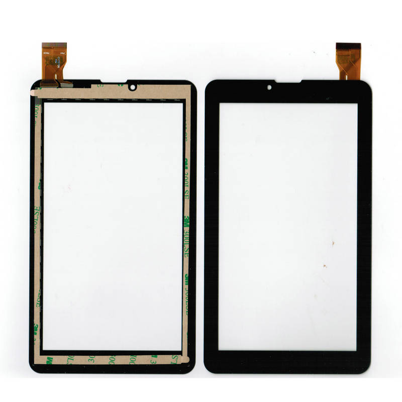 "Black/White New Tablet Touch Screen 7"" Haier G700 HIT Touch Screen Panel Digitizer Glass Sensor Replacement Free Shipping(China (Mainland))"
