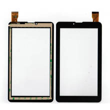 "Black/White New Tablet Touch Screen 7"" Haier G700 HIT Touch Screen Panel Digitizer Glass Sensor Replacement Free Shipping(China)"