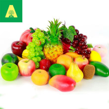 Buy Arflo 8 pcs Artificial Fruit Foam Plastic Model Fake Simulation Fruit Cognitive Toy DIY Party Kitchen Wedding Christmas decor for $9.92 in AliExpress store