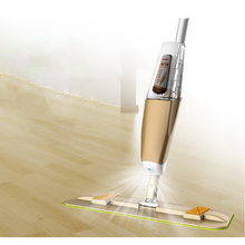 130203/Hand wash lazy mop/Spray spray mops/Household flat mops/360 degrees can be rotated/Sponge handle/(China)
