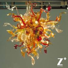 Repilca Customized Items hand blown dale chihuly art glass chandelier C0093  glass lights lamp artwork free shipping