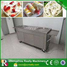 Commercial used ice cream frying machine/fried ice cream(China)