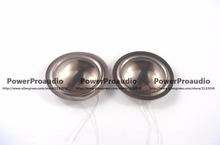 2 packs 1'' 8 ohm tweeters diaphragm voice coil ,25.5 mm 25.4mm Mylar Dome