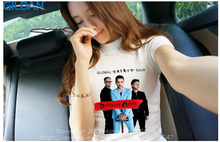 Loose Clothes Novelty Women Crew Neck Short-Sleeve 2017 Rock Roll Depeche Mode Classic Tees(China)