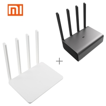 Xiaomi MI WiFi Wireless Router 3G 1167Mbps WiFi Repeater 4 Antennas 2.4G/5GHz Dual Band 128MB Nand Flash ROM 256MB Memory Extend(China)