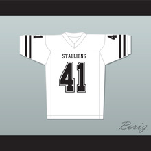 Billy Cole 41 Los Angeles Stallions Football Jersey The Last Boy Scout(China)