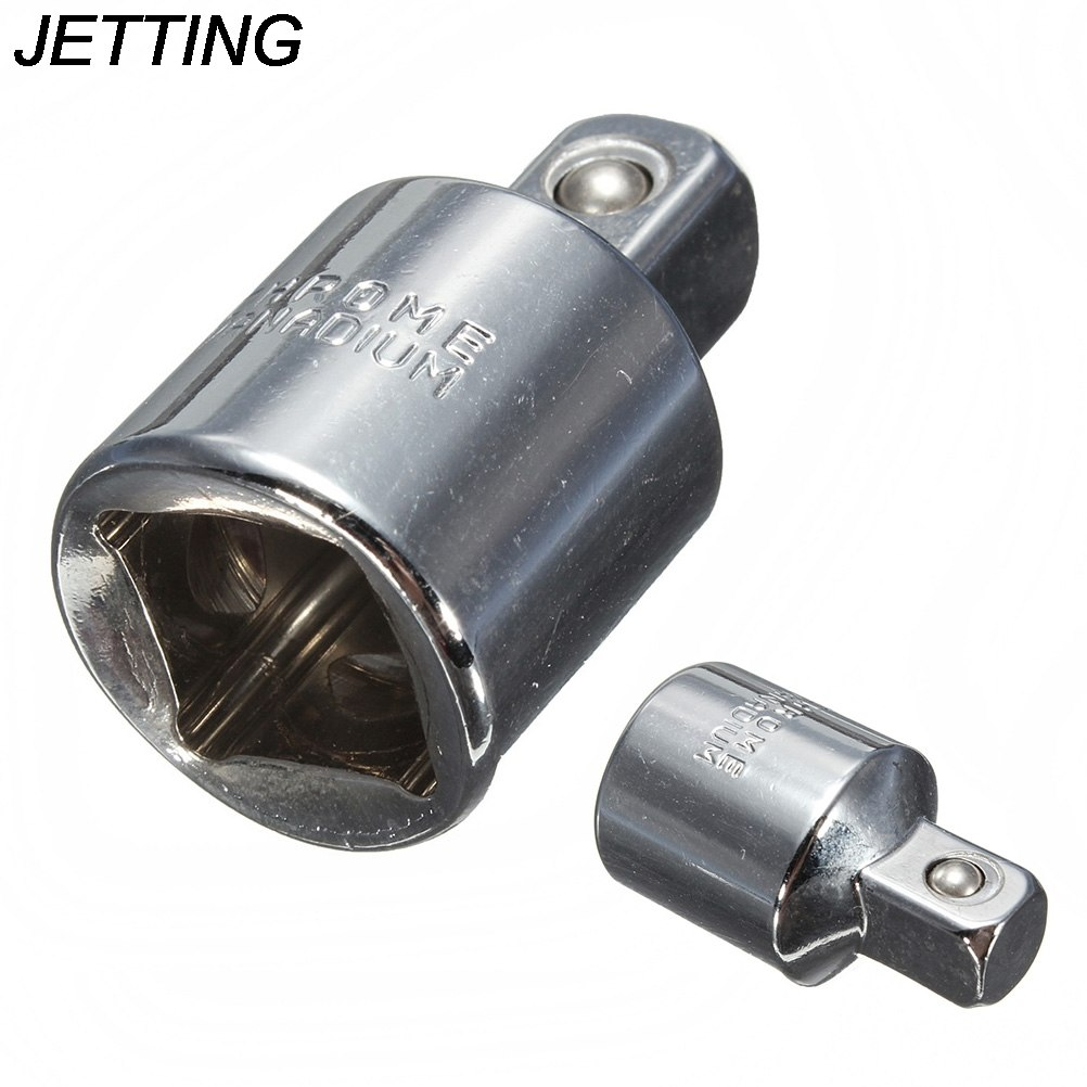 CR-V 1/2 Female Drive To 3/8 inch Male Socket Adapter for Manual Torque