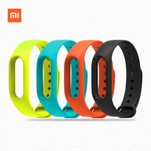 Buy Original Xiaomi Mi Band 2 Wrist Strap Belt Silicone Colorful Wristband Mi Band 2 Smart Bracelet Miband 2 Accessories for $3.99 in AliExpress store