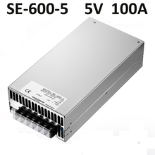100A 5V Switching power supply Meanwell brand 600W SE POWER SUPPLIERS unit
