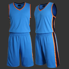 Custom Basketball Clothes 2017 Men Set Jersey Short Sport Male Suit Adult Boy Basketball Set Maillot De Basket-ball Homme L-5XL