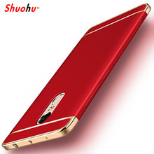 Shuohu luxury phone bag case for xiaomi redmi 4x case xiaomi redmi 4x cover for redmi note 4x cases cover 5.5 hybrid housing