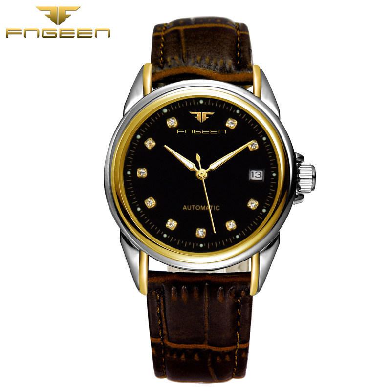 Mens watches mechanical watches mens high-end watches automatic mechanical watches Swiss brand<br><br>Aliexpress