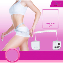Charge sports body machine slimming belt thin waist belly stovepipe massage belt equipment rejection fat