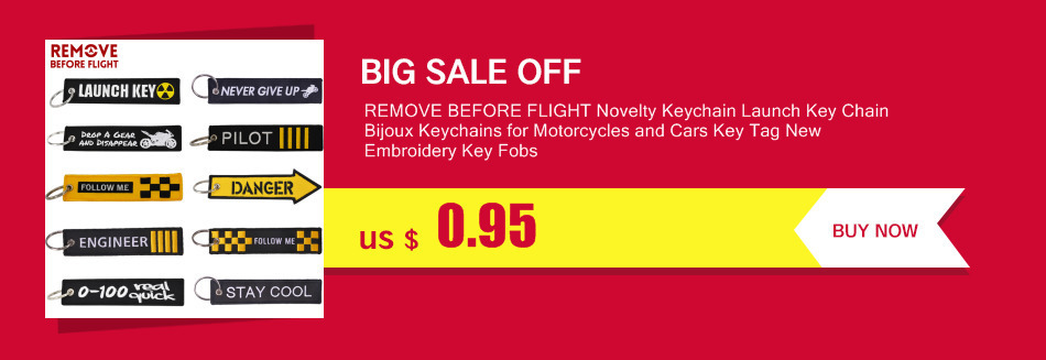 Arts,crafts & Sewing Remove Before Flight Key Chain Jewelry Embroidery Air Traffic Controller Key Ring Chain For Fashion Keychains For Aviation Lover High Quality