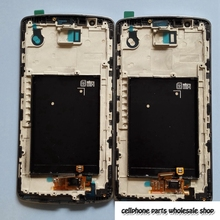 LCD Display+Digitizer Touch Glass+Frame Assembly For Lg G3 D850 D855 Grey/White/Gold Replacement Screen