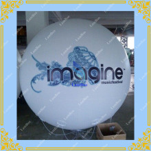 HOT SALE 2m/6.5ft meters Inflatable Helium Balloon Sphere  for Events/Print Different LOGOS for you