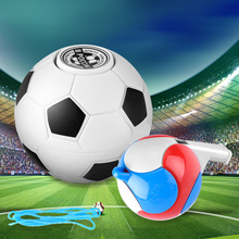 Buy Colorful Football Fidget Hand Spinner Spiner Stress Reliever Hand Spinner Football Autism ADHD EDC Anti Stress Toys Gyro Ball for $1.99 in AliExpress store