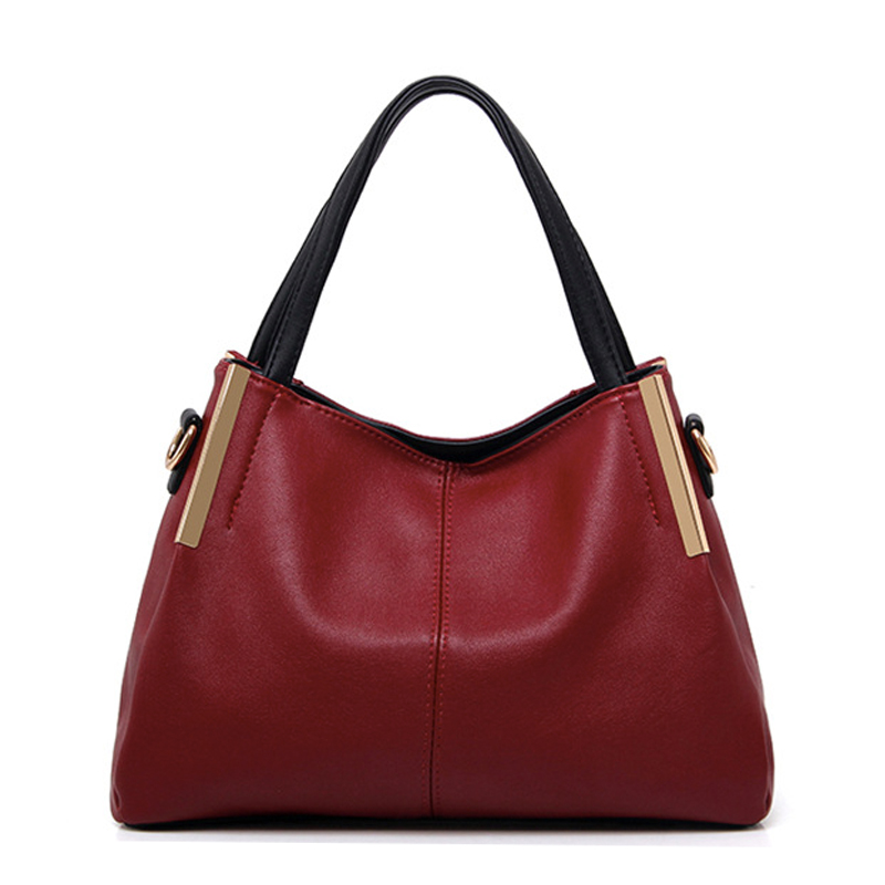 2016 womens handbags shoulder ladies leather messenger bags clutch  womens  famous brand tote bag with short handles bao bao<br><br>Aliexpress