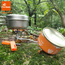 Outdoor Camping Titanium Inverted Ultra Light stove(China)