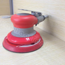 Air-Random-Orbital-Sander Pneumatic-Power-Tool-Polisher Non-Vacuum with 3m-Type Body