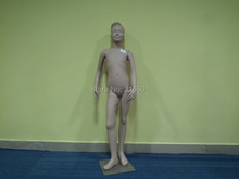 Guangdong Manufacturer Directly Sale The FRP materials, lusterless brown kids  full-body   MANNEQUINS
