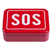 SOS T Case Cover Gear Survival Kit Container Set