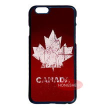Canada Flag Cover Case for LG G2 G3 G4 iPhone 4 4S 5 5S 5C 6 6S 7 Plus iPod 5 Samsung Note 2 3 4 5 S3 S4 S5 Mini S6 S7 Edge Plus