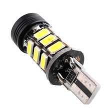 T15 W16W 5630 SMD COB 15 LED Car Light Xenon White Backup Reverse Led Light Bulb Lamp(China)