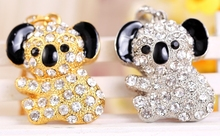 Real Capacity Crystal Animal USB 512GB Flash Drive 64GB Jewelry Kara Necklace 8/16/32GB Memory Card Stick Gift Pendrive 256GB