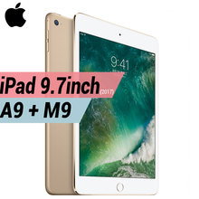 "Apple iPad 2017 5th 9.7"" A9 With M9 8MP Tablet iOS 11 Touch ID Wi-Fi and LTE Camera Front HD Facetime Ultra Slim Student Stream(China)"