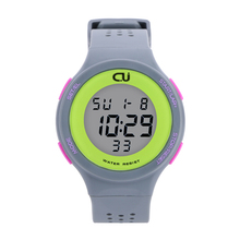 2017 New Brand CU Men Sports Watches Military Watch Women Casual LED Digital Multifunctional Wristwatches Waterproof Student