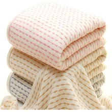 New Arrivals Raindance Dots Bath Towels Romantic Adult Thickening Big Towels 100% Cotton Water Absorption Face Towels 70*140CM