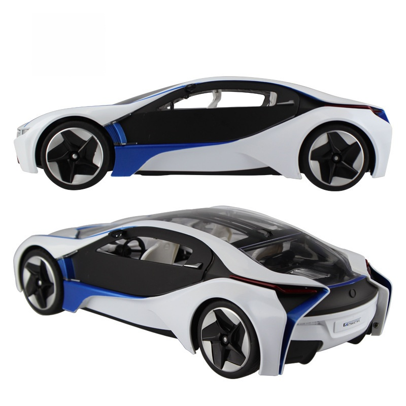 2016 2138D I8 VED Rc Drift Car 1:14 scale large Electric Car toy Ready-to-go radio control RC sports racing car model toy(China)