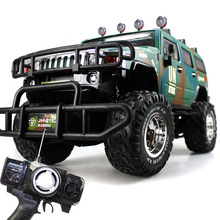 1:8 scale remote control rc suv cars Hummer off-road vehicle  model Large size:58*30*32cm