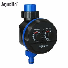 Watering Timer Irrigation Garden Water Timer Waterproof Controller for Garden,Yard with Rain Delay Function #21039