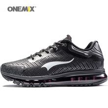 New Hot Sell Onemix Men's Running Shoes Air Cushion Sneakers For Men Sport Shoe Athletic Zapatillas Outdoor Breathable Shoes(China)