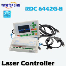 RDC 6442G Ruida RDC6442G CO2 laser Control Card DSP controller+DC 24V power box(China)