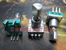 [VK] Japan ALPS  encoder coding switch turn 360 degrees 15 pulse EC11-30 with the 16 half shaft switch