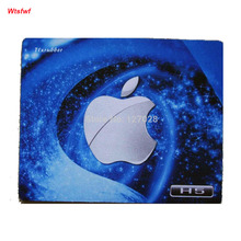 Wtsfwf 200*250*2mm DIY Printing Parts 3D Sublimation Blank Mouse Pads 3D Sublimation Heat Press Blank Mouse Mats(China)