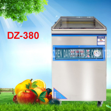 DZ-380 commercial vacuum food sealer vacuum packaging machine family expenses vacuum machine vacuum sealer Tea cooked food
