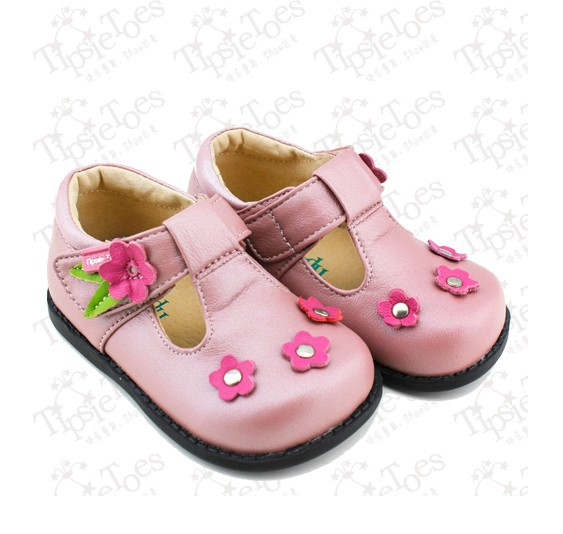 TipsieToes Brand Genuine Leather Lovely Floral Kids Children Sneakers Shoes For Girls Princess New 2016 Autumn Spring 32104<br><br>Aliexpress