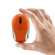 Hot sale Wireless Mouse 3D Mini  Kids Mouse Cool Computer Mause 1600 DPI Optical Mice For Computer Laptop