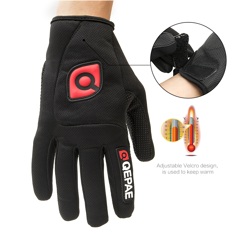 Qepae Full Finger Motorcycle Winter Gloves Screen Touch Guantes Moto Racing/Skiing/Climbing/Cycling/Riding Sport Motocross Glove 23