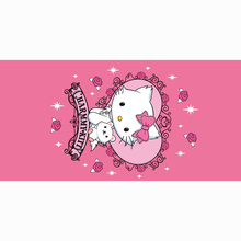 New 70x140cm Bath Towel Hello Kitty Beach Towel Drying Washcloth Natural Bamboo Fiber For Kid Men Women(China)