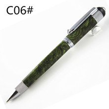 Luxury design roller ball pen A variety of color options hot sell Ballpoint Pen for writing(China)
