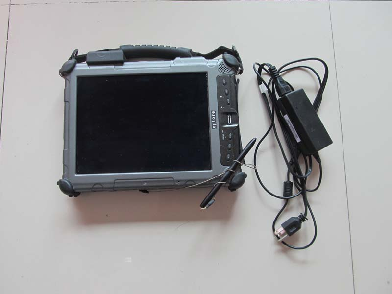 Mb Star C3 With Software In 128gb MINI SSD With Ix104 Touch Screen Tablet Full Set For Car Diagnostic Tool Ready To Work